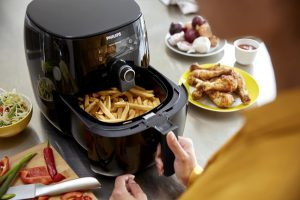 Philips Avance Turbostar AirFryer Review- HD9461