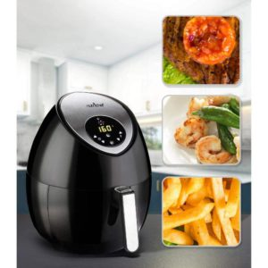 Nutrichef Air Fryer Review